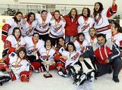 Hockey hielo: Majariegas reivindican ganando segunda Copa consecutiva