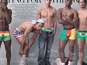 Kaká quiso bajarse pantalones para Vanity Fair