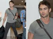 Consiguiendo look: chace crawford