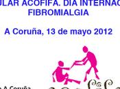 Milla popular ACOFIFA Internacional Fibromialgia, Coruña