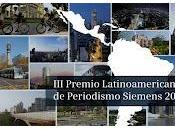premio periodismo latinoamericano Siemens 2012