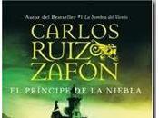 Principe Niebla (Carlos Ruiz Zafón)