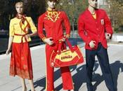 uniformes atletas olímpicos españoles diseñados rusos