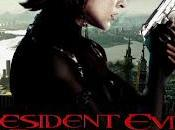 Resident Evil: Venganza nuevo banner