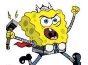 Personajes Nickelodeon como Vengadores