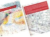 Lecturas demoscópicas: dibujo proyecto paisaje Edward Hutchison