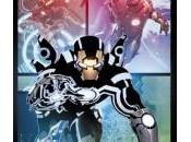 Primer vistazo Invincible Iron 518. ¿Quién nuevo Man?