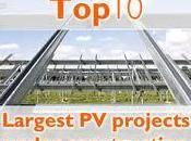mayores instalaciones energía solar construcción
