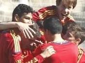 Convocatoria selección sub-16 para amistosos suiza