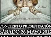 Lanzamiento it's alive!! nuevo disco sala strange sounds.