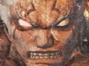 Asura's Wrath Pegando hostias base anime