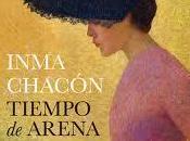 """""""Tiempo arena"""" Inma Chacón"""