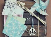 DIY: Molinillos papel para decorar fiesta