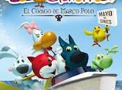 "mayo: cachorros código Marco Polo, ""cartoni"" mediterráneos"