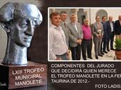 "Córdoba: trofeo municipal ""manolete"""
