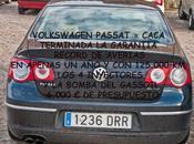 Volkswagen Passat Caca pinchada palo. Max. Capitulo