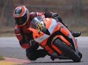 Alfonso Palacios listo para carrera Monterrey