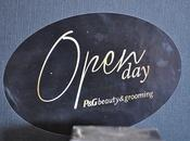 Open P&G; beauty grooming