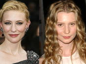 Cate Blanchett Wasikowska protagonizarán Carol