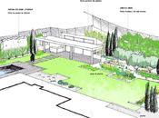 Habitación Verde estudio Paisajismo