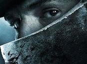 Abraham Lincoln: Cazador vampiros nuevo poster ruso
