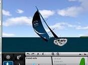 Regata Virtual, regatea tener velero, gratis