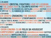 Arenal Sound Cierra Cartel: Sounds, Dorian, Varry Brava, Casters.....