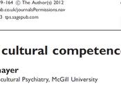 Repensando competencia cultural Psiquiatría) Laurence Kirmayer