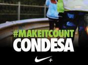 NIKE #makeitcount