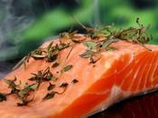 Salmon citricos albahaca