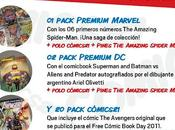 Ganate Pack Comics colección aniversario Perú21