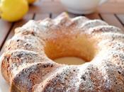 Bundt Cake queso fresco limón