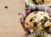 Choco-spiced muffins
