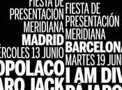 MERIDIANA Presenta Madrid Barcelona