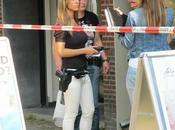 Holanda: Menudas mujeres policías. preciosidad