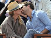 Diane Kruger Joshua Jackson, Roland Garros París Angeles