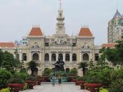 Minh; gran urbe Vietnam