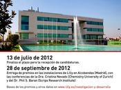 Premios para tesis doctorales química