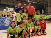Campeonato españa fútbol sala base almería (finalistas campeones)