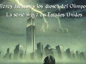 Reseña literaria Percy Jackson dioses Olimpo, Rick Riordan