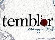 Reseña literaria Temblor, Maggie Stievfater