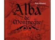 Reseña literaria Alba Montenegre, Álvarez