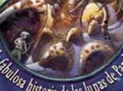 isla mágica fabulosa historia lunas Pandor II), Ménéas Marphil