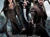 Crítica cine: Blancanieves Leyenda Cazador