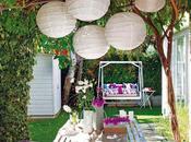 Ideas para decorar jardines áticos terrazas