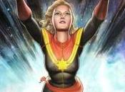 Portada alternativa Granov para Captain Marvel