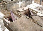 designa comisión investigue profanación tumbas Stgo.