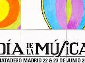 Horarios Música 2012