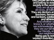 Hillary Clinton graba vídeo para celebrar Orgullo LGTB
