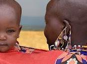¿Por niños africanos lloran?